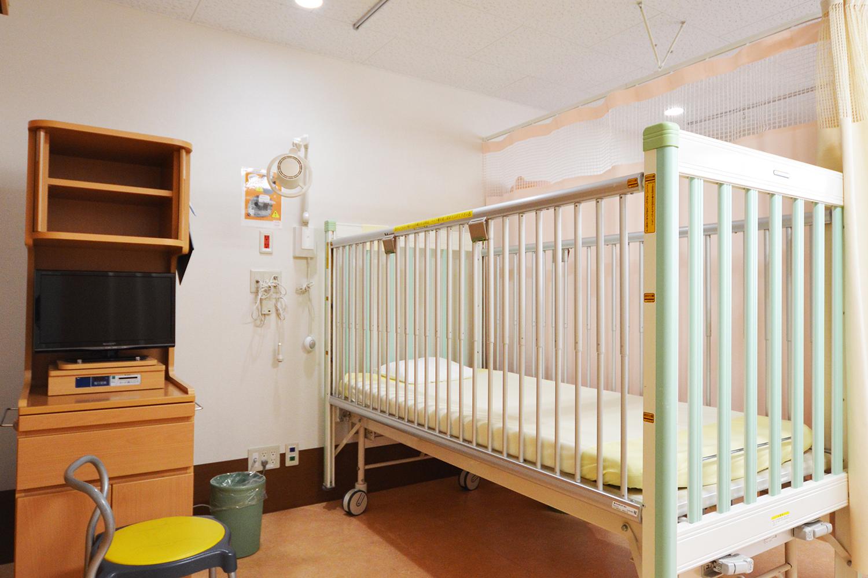 小児科に入院される方へ